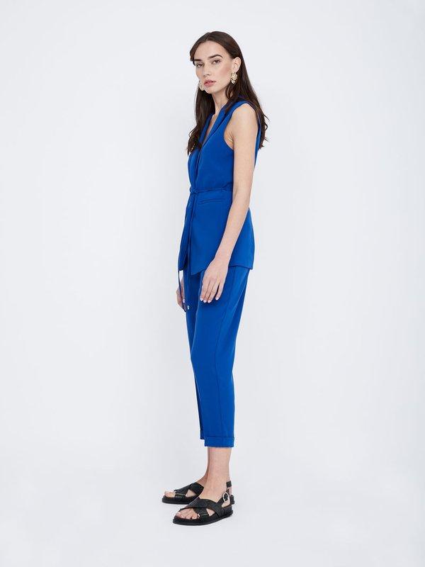 Классические брюки цвет: синий кобальт