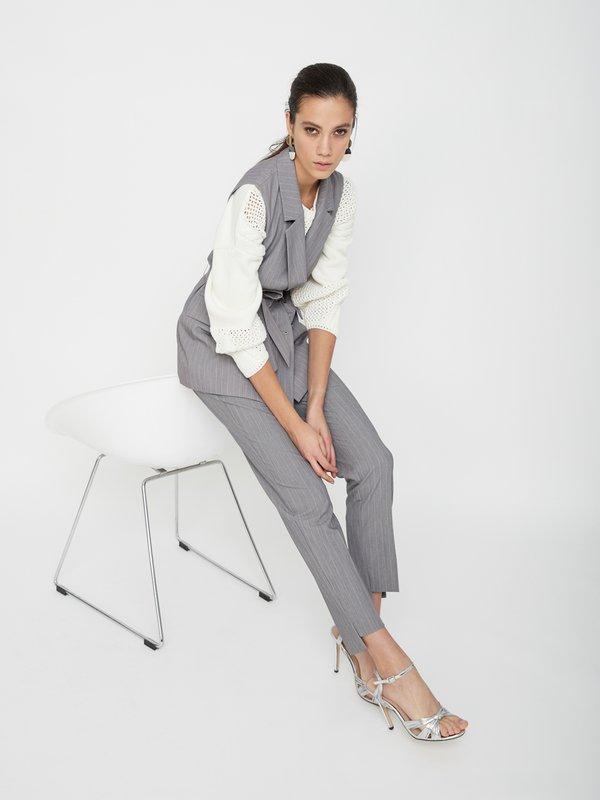77311d4518c0 Женские брюки по выгодным ценам — купить в интернет-магазине LIME с ...