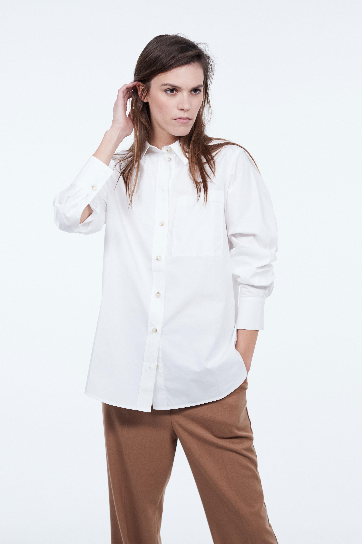 Рубашка LIME Рубашка с накладным карманом yuzhe studios черная рубашка с контрастным карманом rushmore