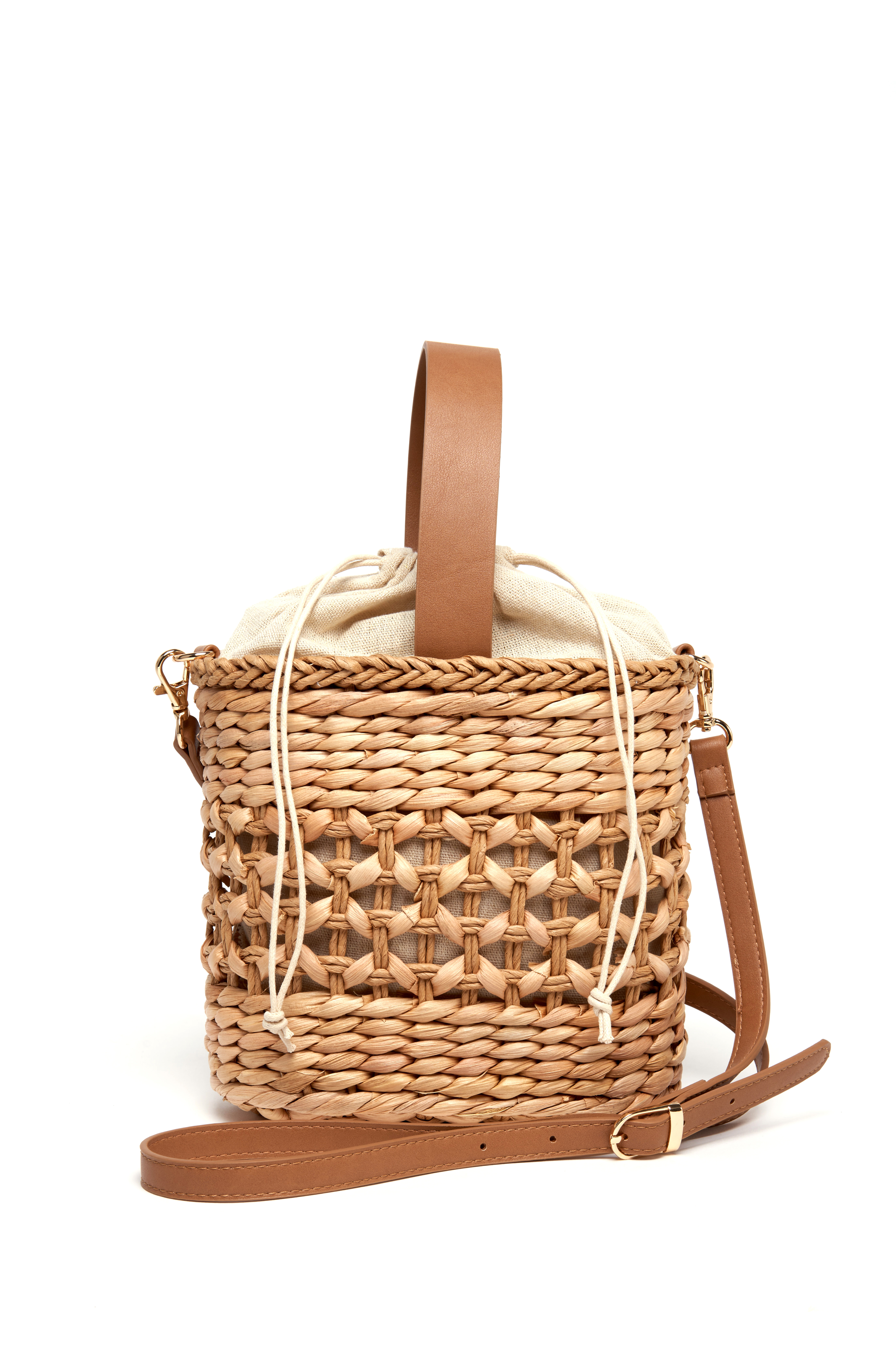 Сумка LIME Плетеная сумка