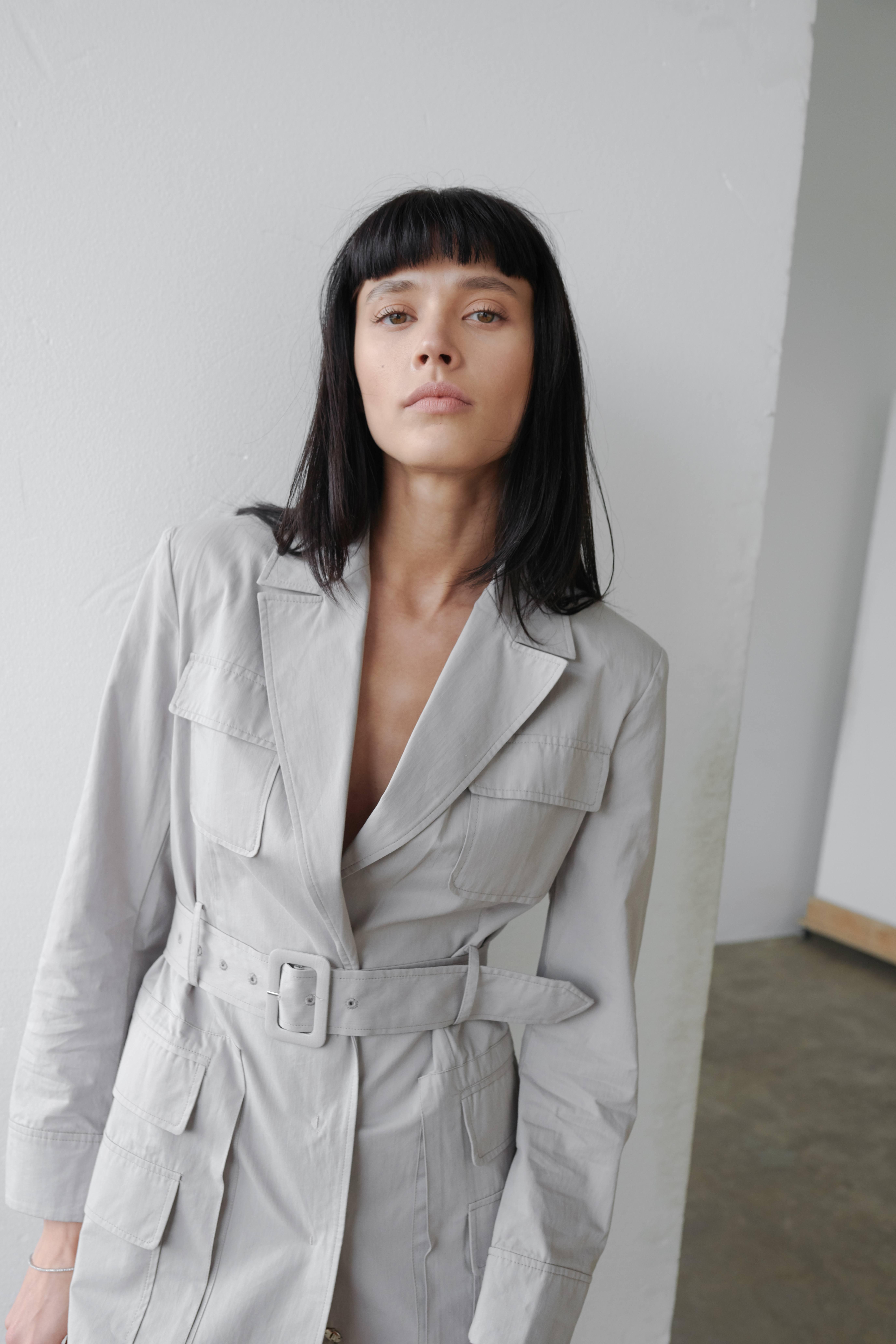 Платье-пиджак фото