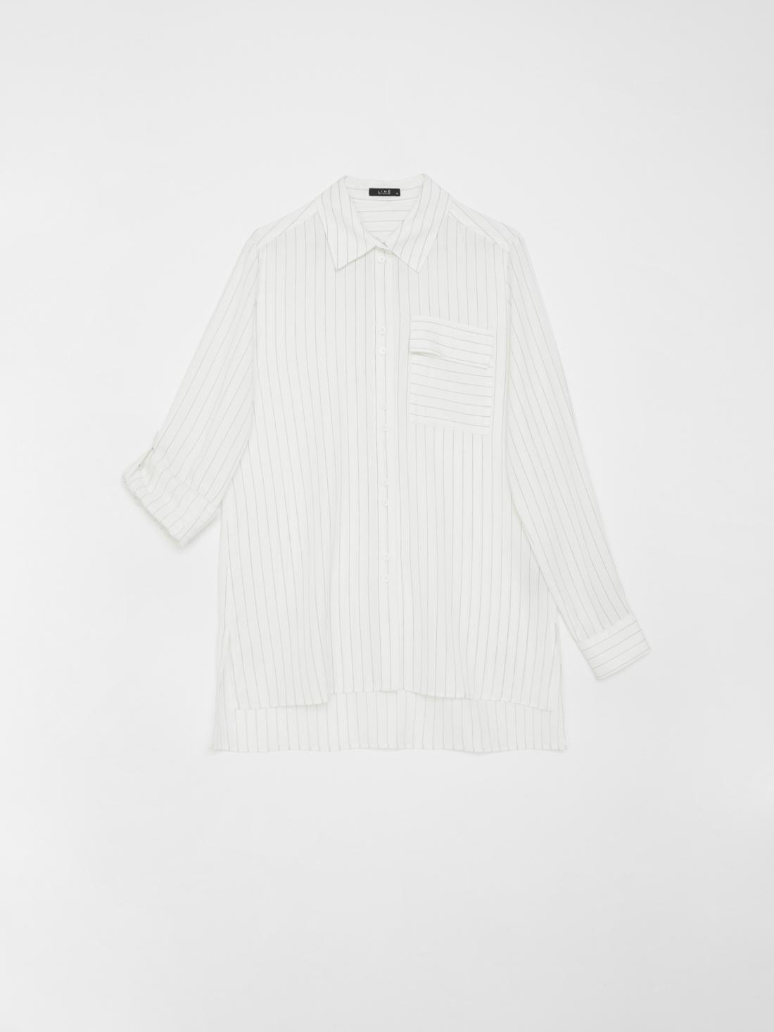 Рубашка с нагрудным карманом
