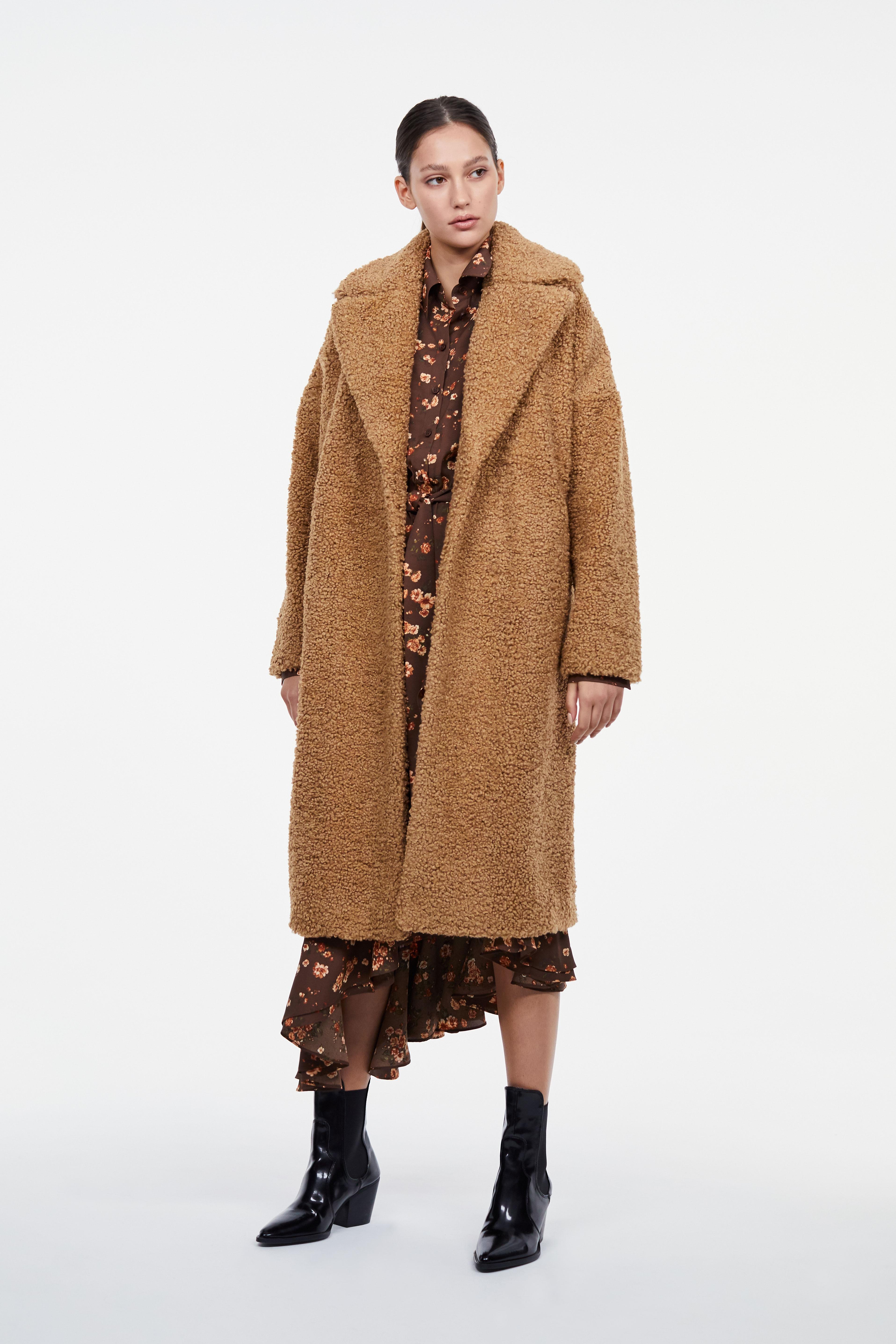 Полупальто LIME Полупальто с отложным воротником пиджак с отложным воротником b young