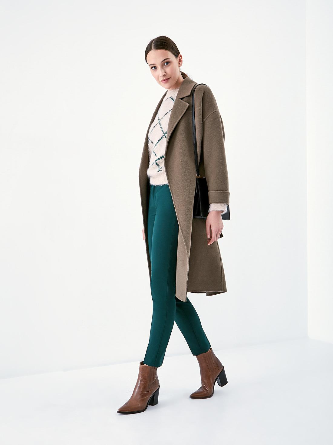 Классические брюки со стрелками