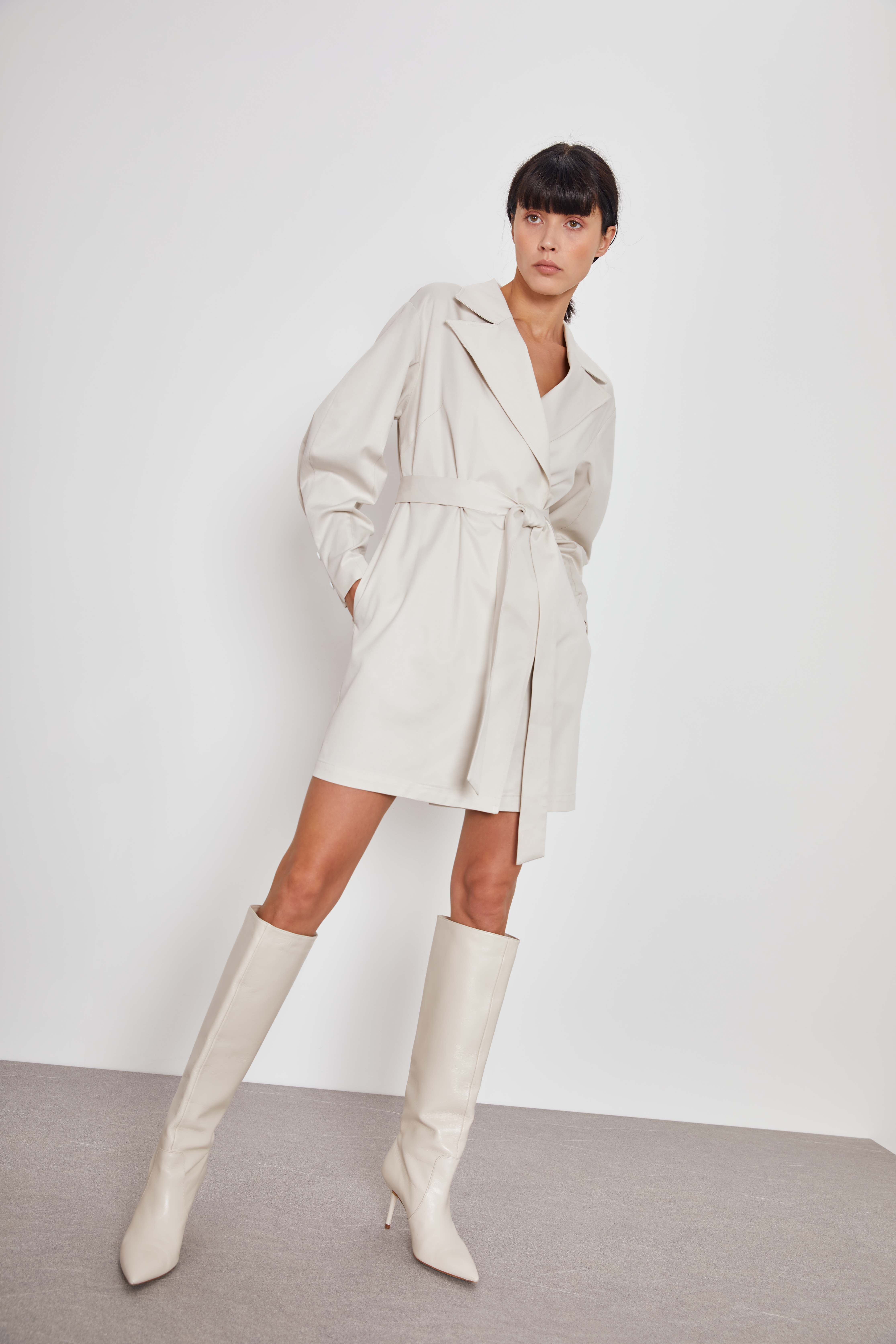 Платье LIME Платье-пиджак платье gepur gepur mp002xw0ramm