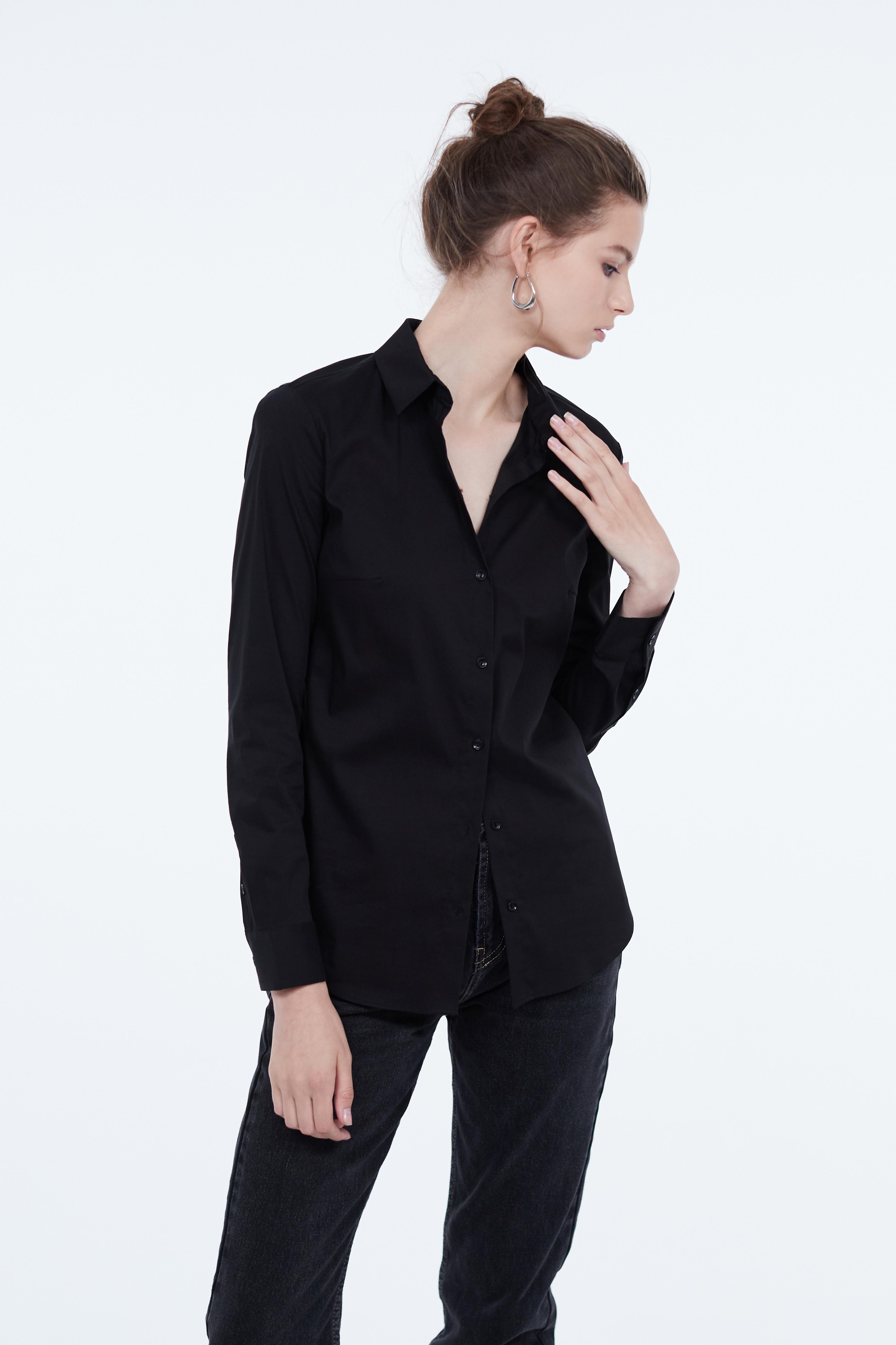 Рубашка LIME Классическая рубашка