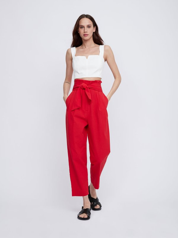 b73bf1c27dc Женские брюки по выгодным ценам — купить в интернет-магазине LIME с ...