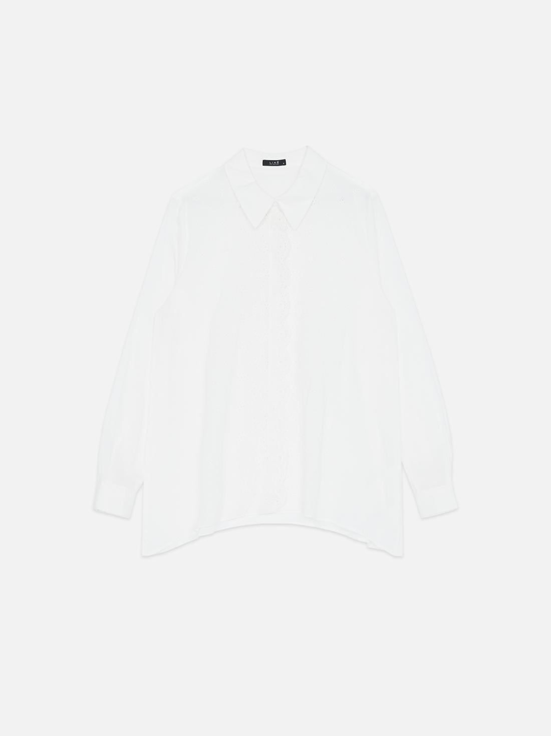 Рубашка с перфорацией