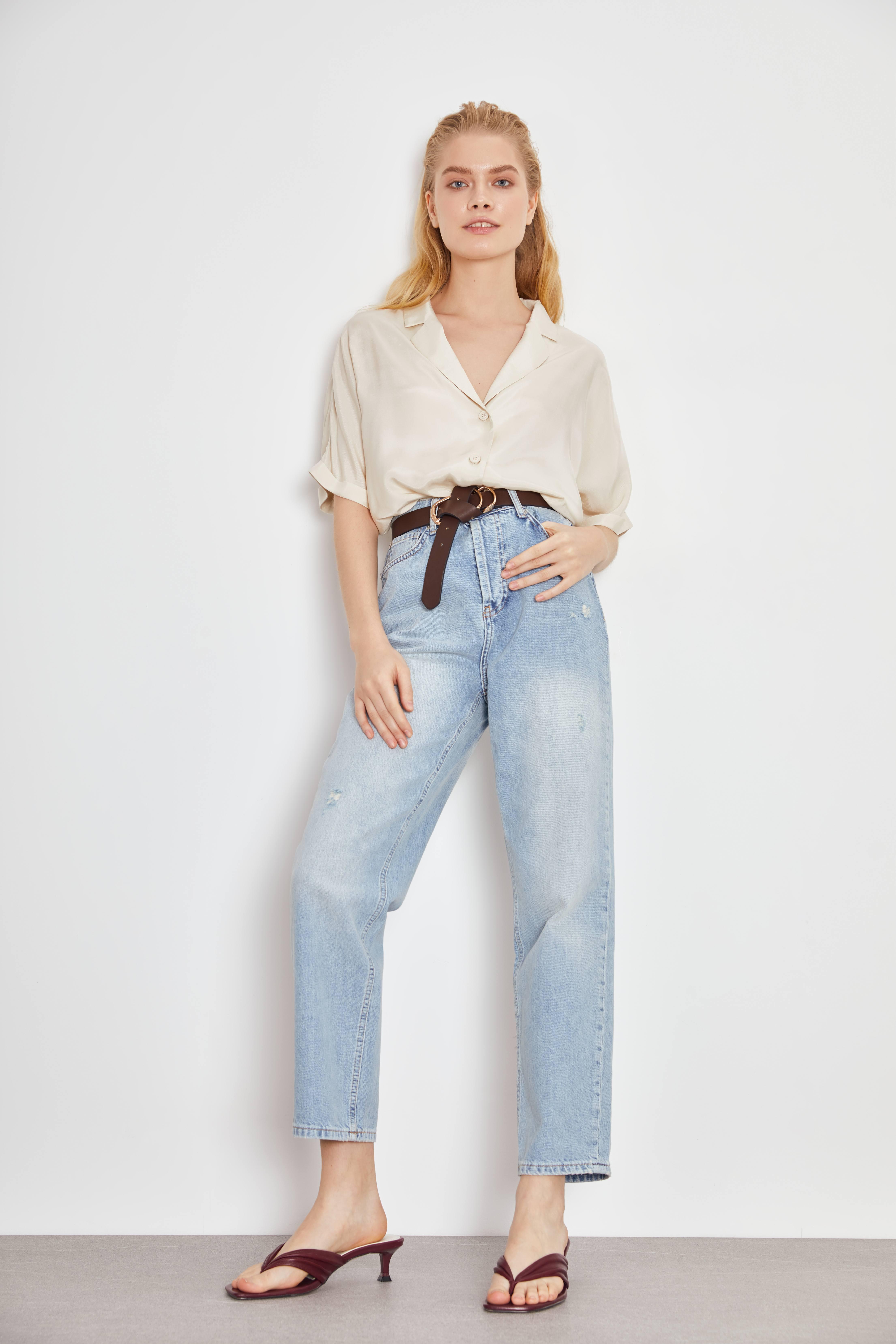 Рубашка LIME Рубашка силуэта оверсайз рубашка lime свободная рубашка