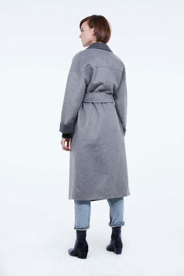 пальто вид сзади