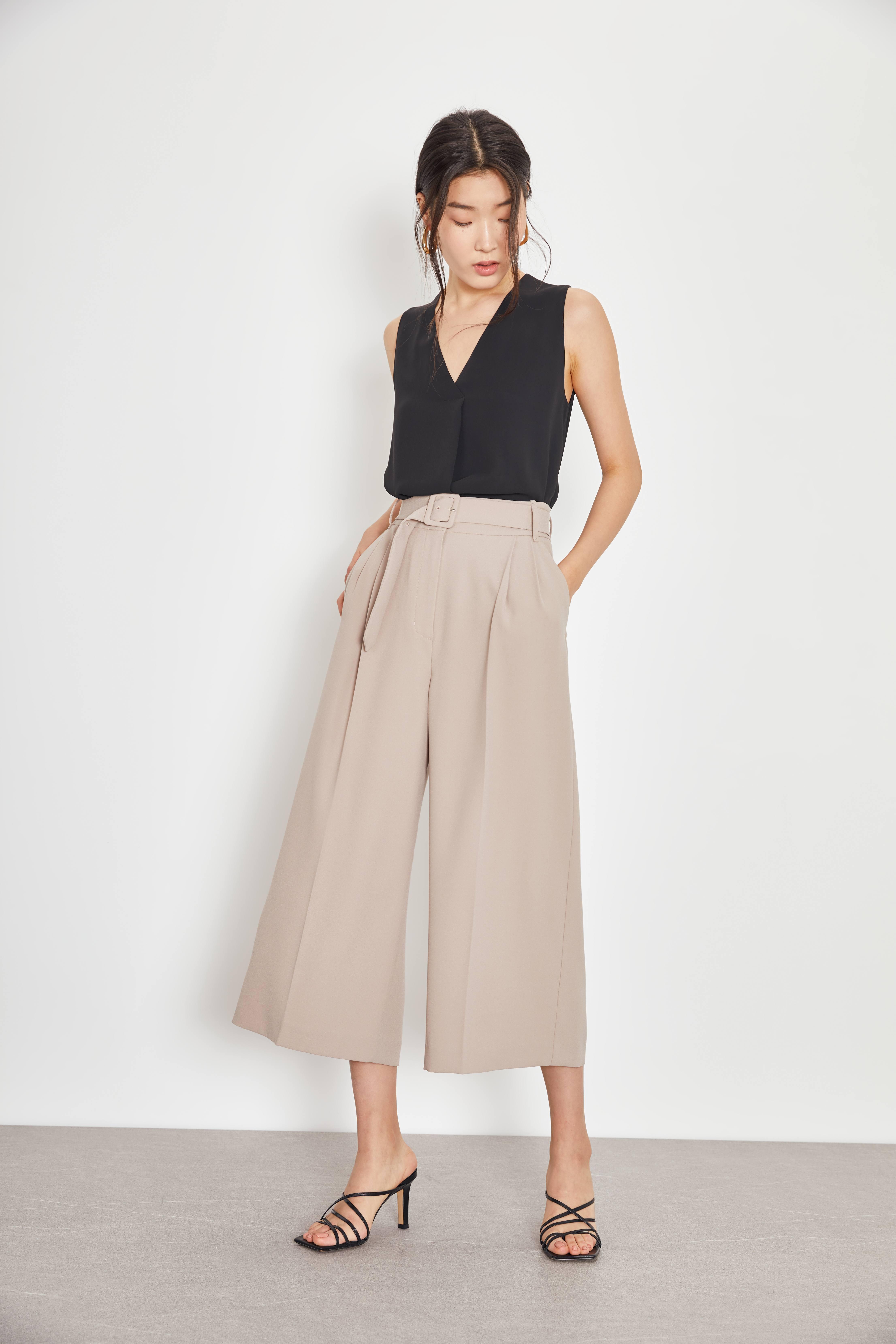 Блузка LIME Блузка со складкой