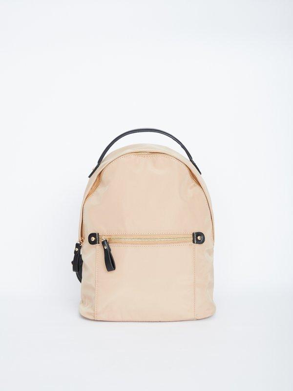 Рюкзак на молнии вид сзади
