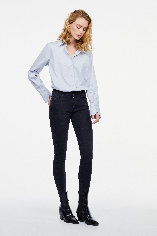 Джинсы LIME Зауженные джинсы