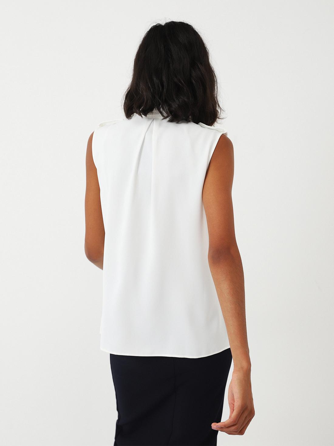 Рубашка с накладным карманом