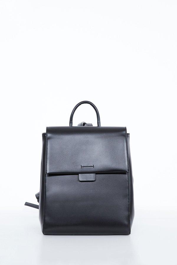 Структурный рюкзак вид сзади