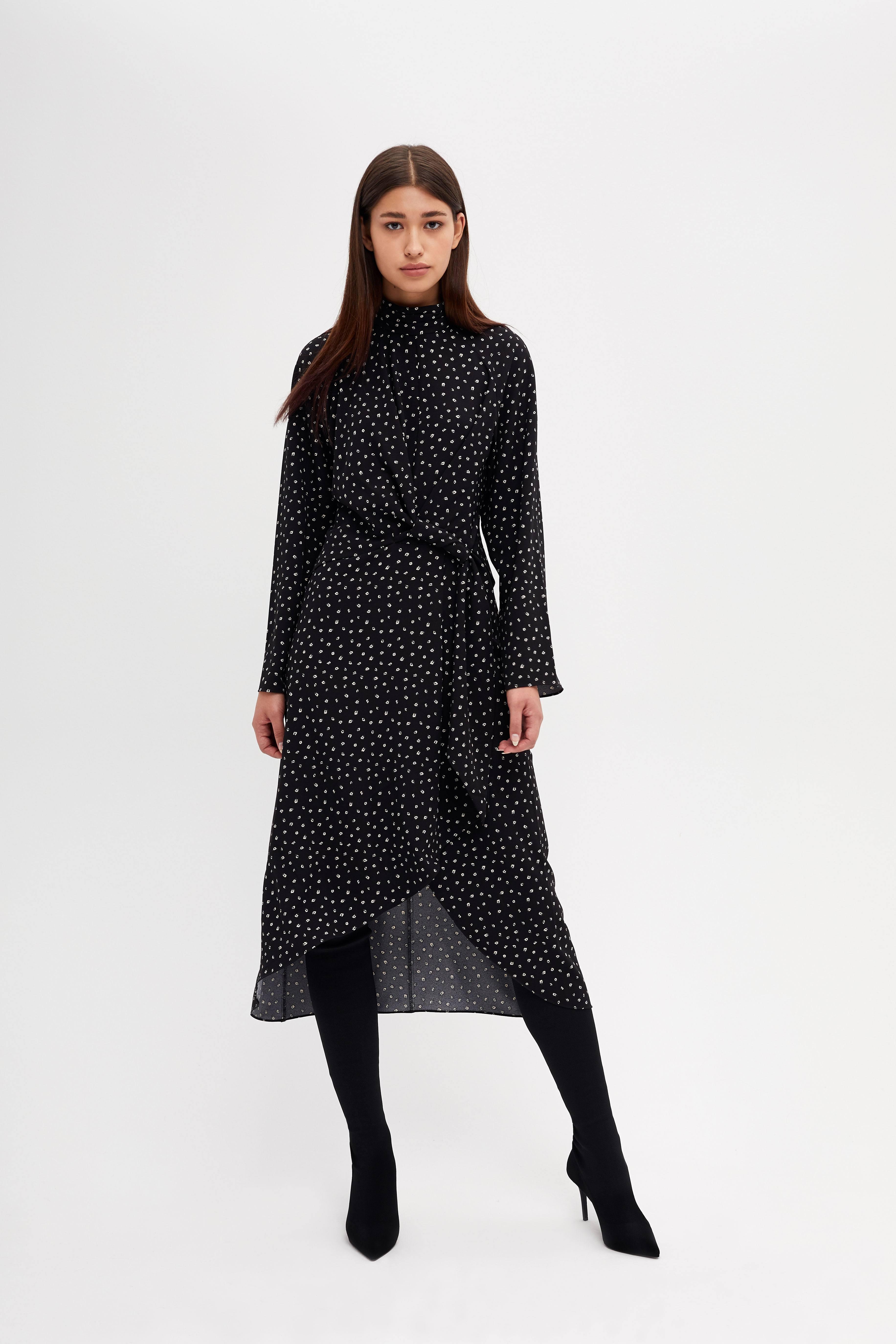 Платье LIME Асимметричное платье асимметричное платье бандо 1001dress