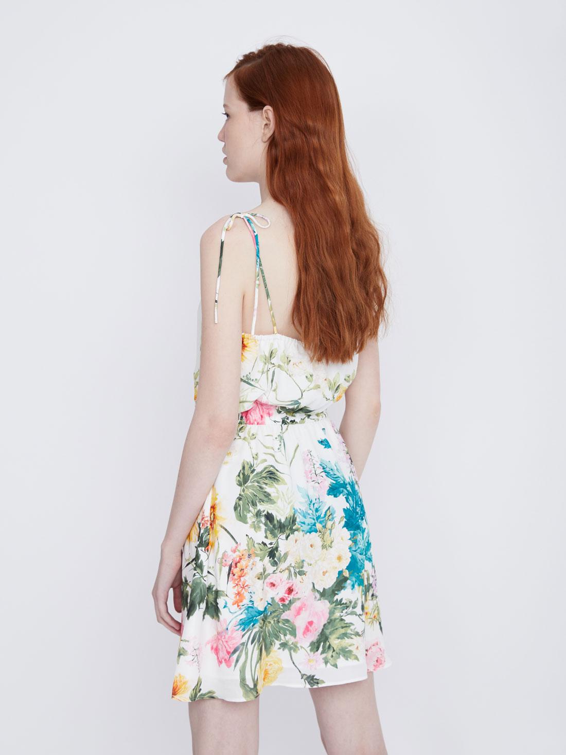 Платье Х-силуэта