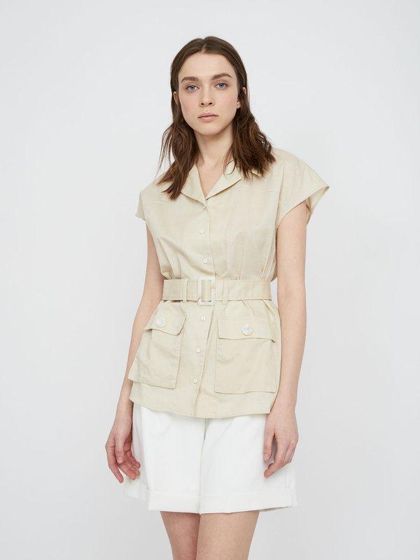387f2045be3757e Женские блузки и рубашки по выгодным ценам — купить в интернет ...