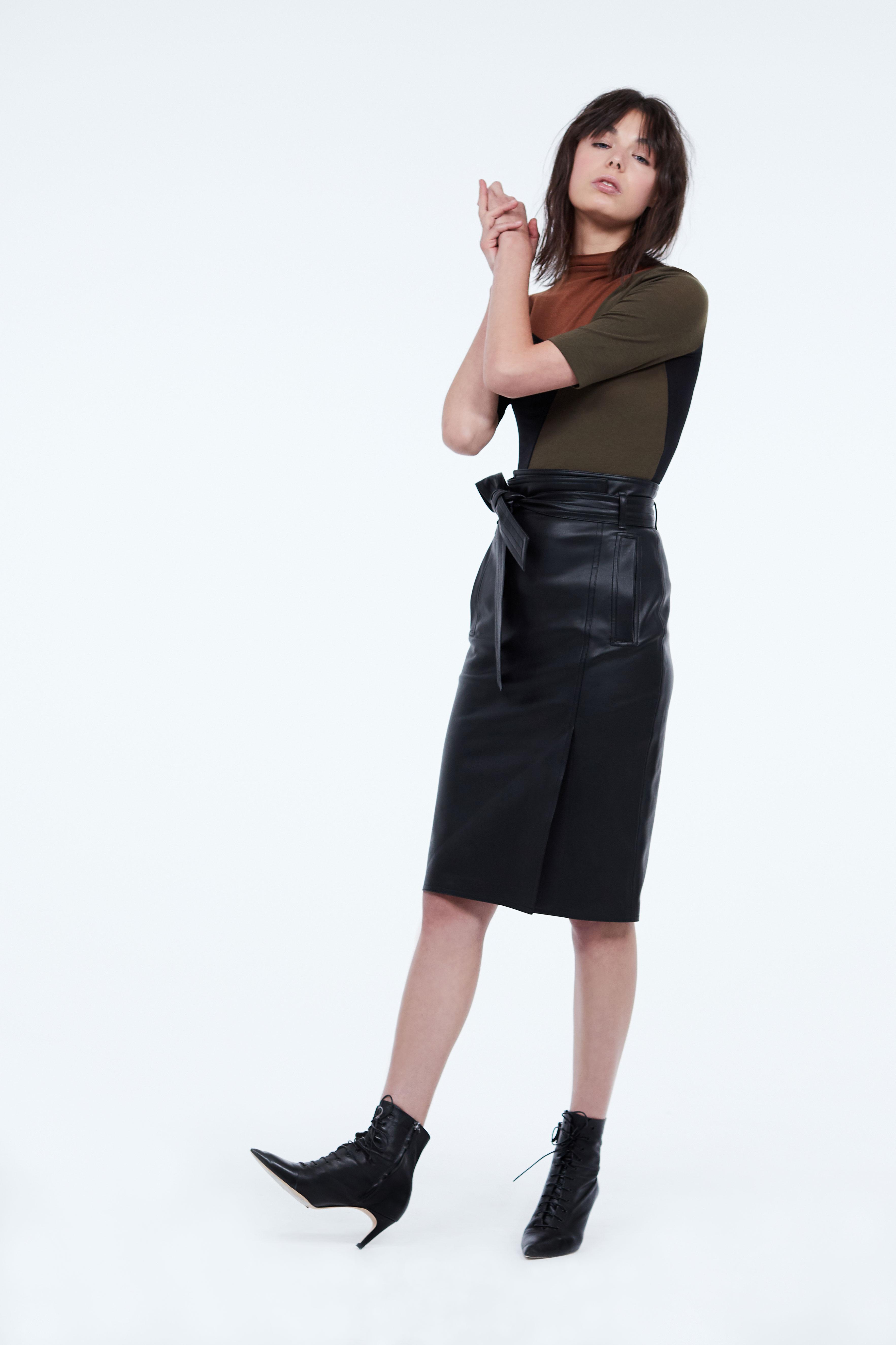 Юбка LIME Юбка с поясом юбка lime юбка с запахом