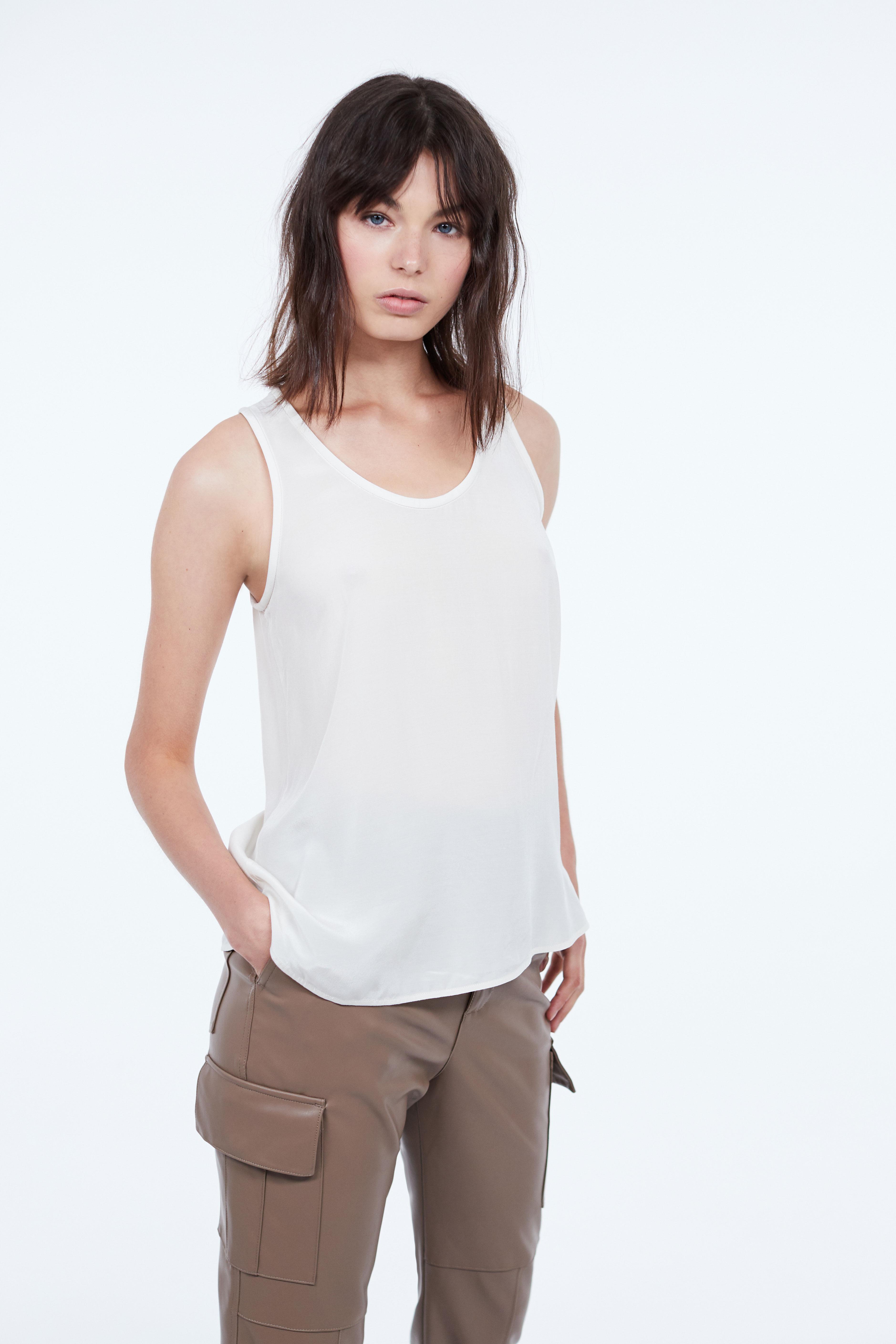 Блузка LIME Блузка с круглым вырезом цены онлайн