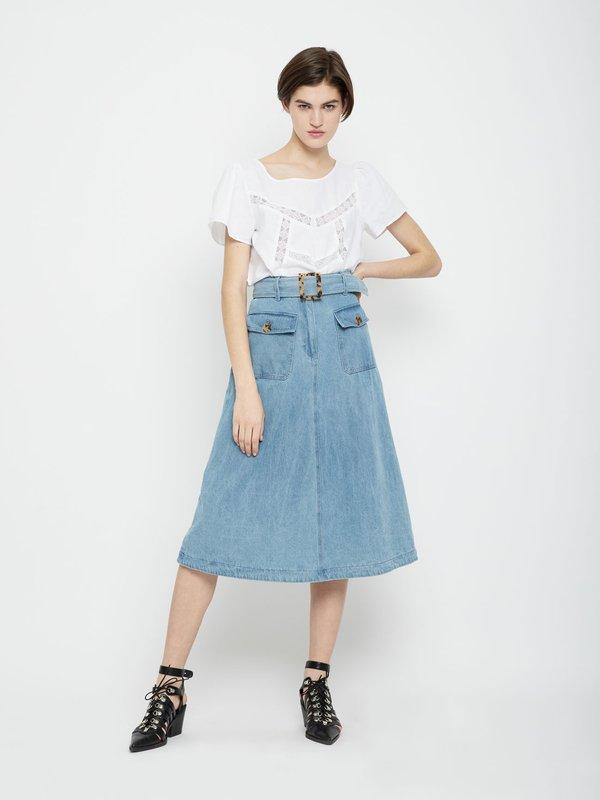 1056bb1ce47 Купить женские юбки в интернет-магазине LIME — каталог