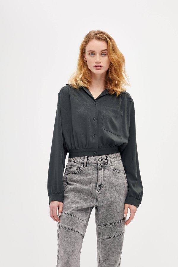 Укроченная рубашка