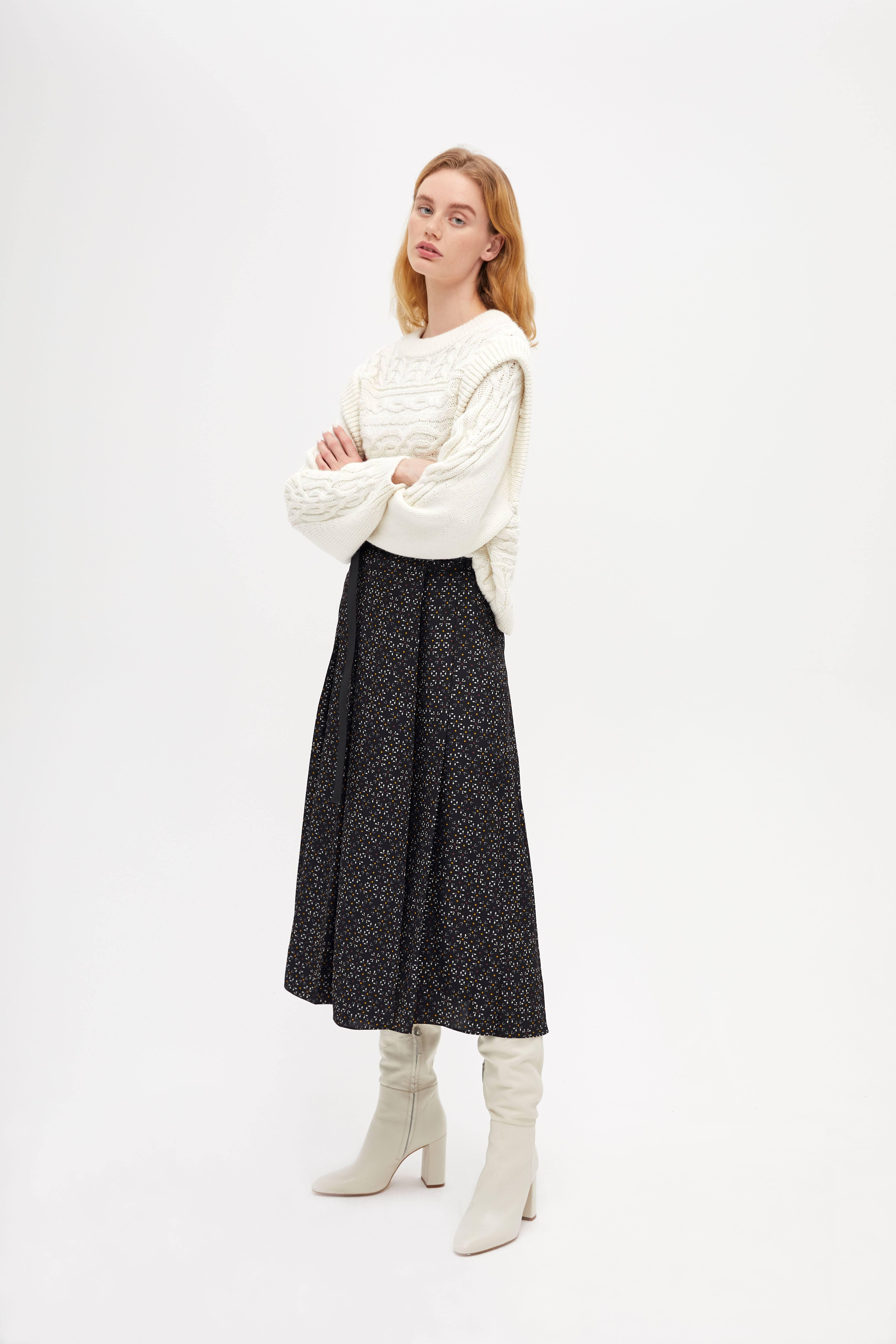 Юбка LIME Юбка с удлиненным ремнем юбка с ремнем top secret юбка с ремнем