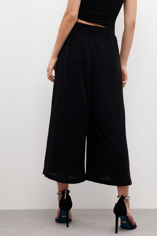 брюки кюлоты lime