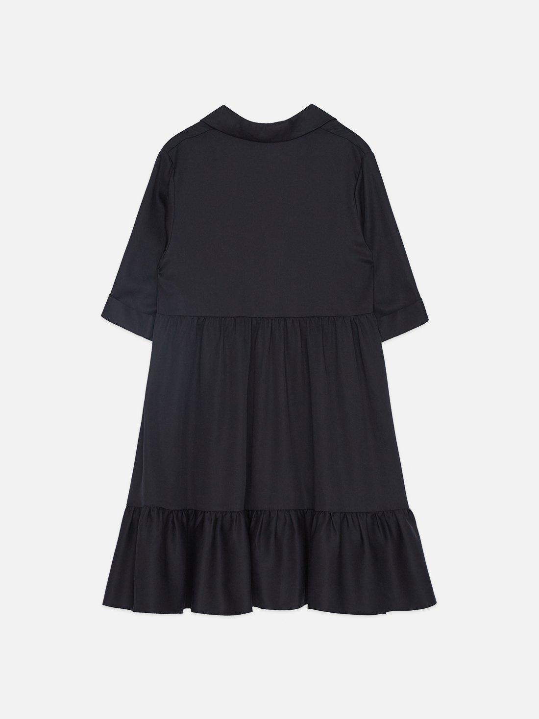 Платье А силуэта