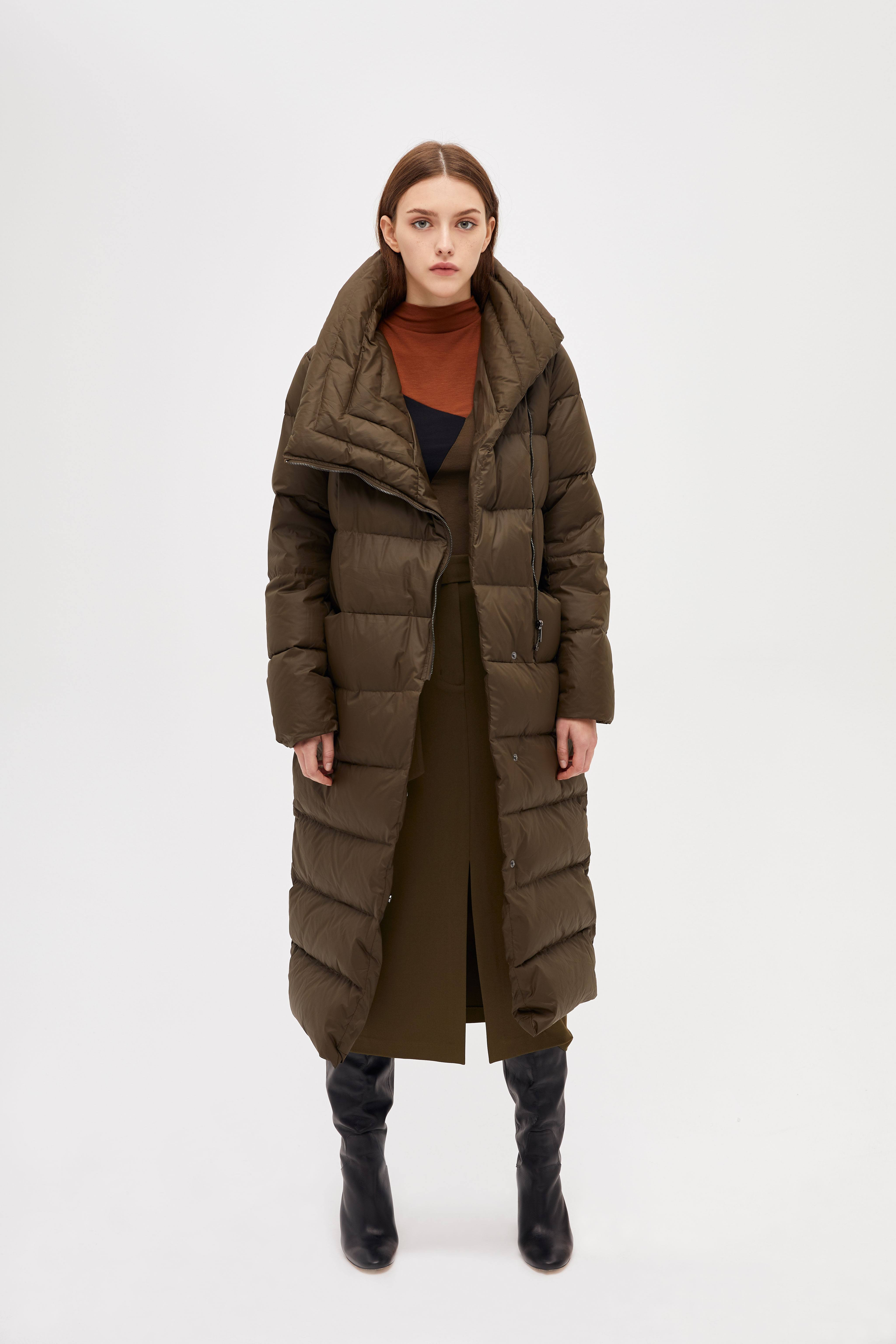 Куртка LIME Куртка с объемным воротником