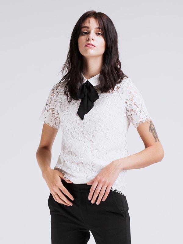 Кружевная рубашка