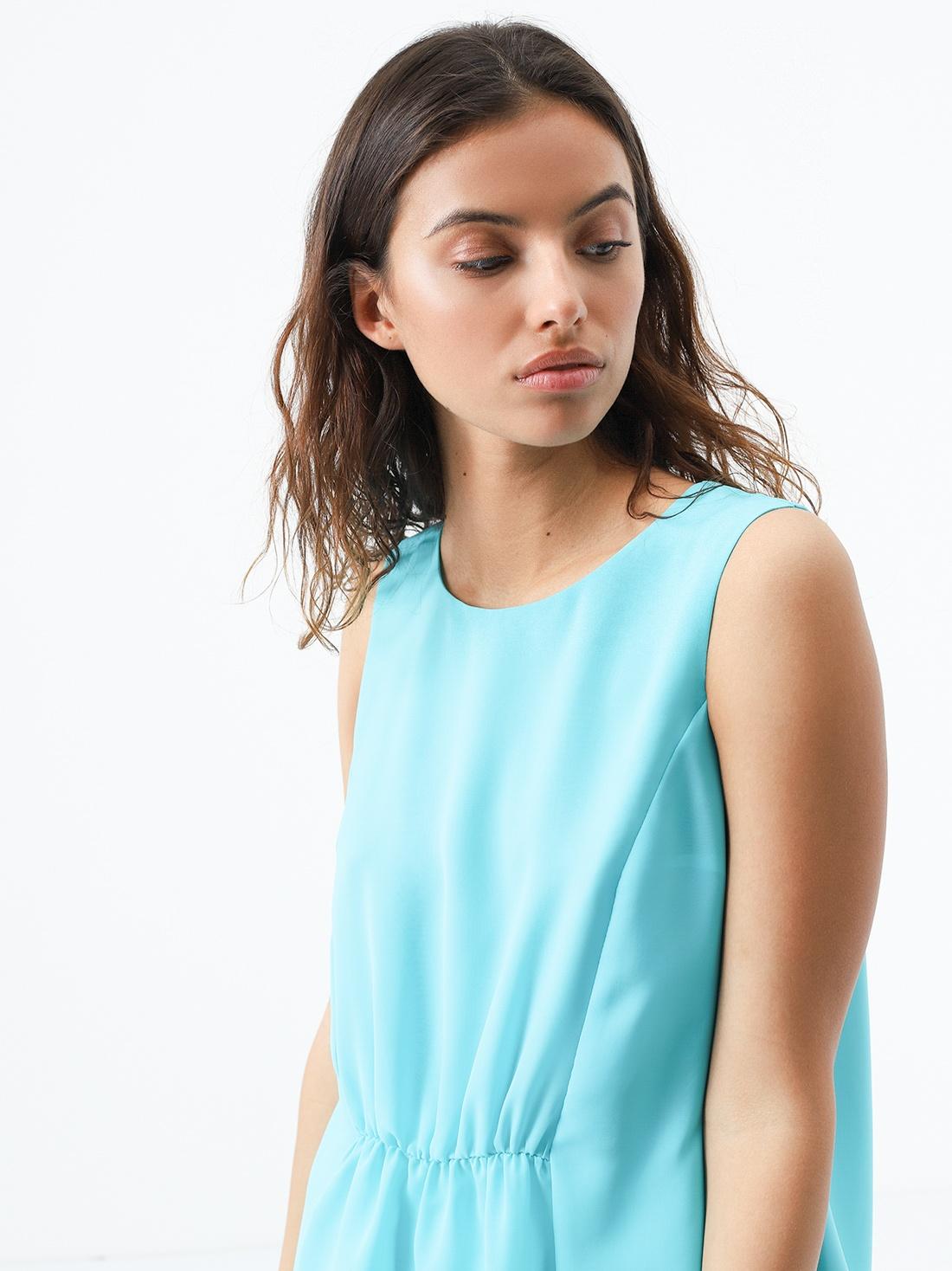 Двухслойная блузка